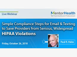 Oct 26 Simple Compliance Steps For Email And Texting To Save