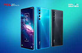 The devices are powered by a qualcomm snapdragon 662 processor, and the 20l has either 4gb or 6gb of. Tcl Unveils 20 Pro 5g And 20l With Quad Cameras And Large Batteries