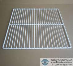 Plastic Coated Wire Racks PVC coated refrigerator wire shelfPVC coated refrigerator wire 1
