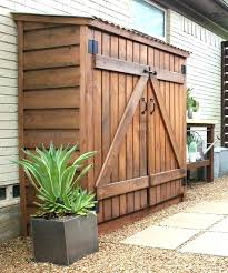 garden and yard tool storage ideas small storage shed keep your garden tools plastic storage boxes