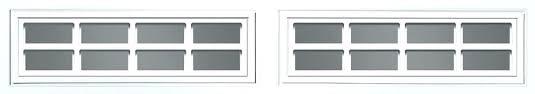 garage door window inserts garage door window inserts long panel garage door window inserts