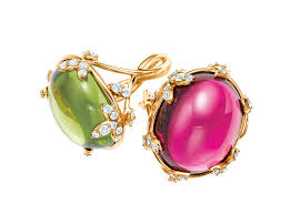 paloma picasso creates an exuberant new olive leaf collection of jewels for tiffany and co