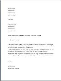 Offer Letter Adorable A Job Offer Letter Is One Such Document That Is Used To Communicate