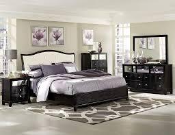 Mirrored Bedroom Furniture Set Furniture Cool Black Bedroom Furniture Set With Black Rug How