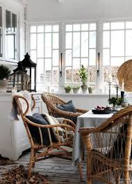 A How To Decorate With Bamboo And Rattan  For Dining Chairs