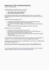 22 Best How To Write A Resume With No Job Experience Free