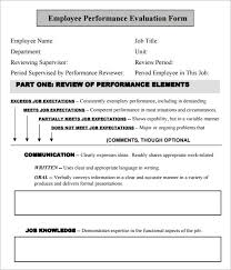 what does employees supervised mean free employee evaluation forms printable cycling studio