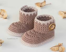 Crochet Baby Booties Pattern 3 6 Months Extraordinary 48 Adorable Baby Bootie Crochet Patterns