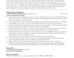 Federal Government Resume Format Enchanting Usajobs Resume Format Resume Web