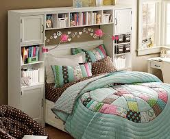 bedroom ideas for teenage girls green. Teens Room:Nice Looking Teenage Bedroom With Turquoise Bed Cover And White Headboard Also Laminated Ideas For Girls Green L