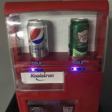 Tabletop Soda Vending Machine Awesome Find More Like New Koolatron Tabletop Drink Vending Machine For Sale