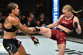 UFC 215 Results: Amanda Nunes Beats Valentina Shevchenko in Main Event    Bleacher Report   Latest News, Videos and Highlights
