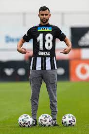 Beşiktaşlı Rachid Ghezzal, gelecekten umutlu: -