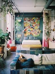 endearing teenage girls bedroom furniture. Choosing Bohemian Bedroom Furniture : Endearing Image Of Teenage Girl Decoration Using Colorful Wool Rug Girls A