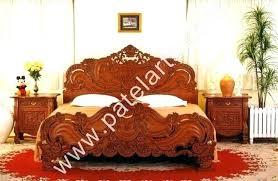 wooden bed furniture design. Wonderful Design Wooden Bed Design Designer Beds Bedroom Furniture Carved Common Designs In  Kenya Traditiona  Material Wood  For