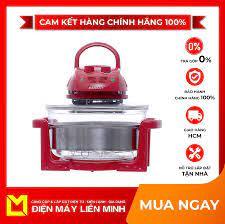 Lò nướng thủy tinh Sanaky VH 158D Màu Đỏ 15 lít - Lò nướng thuỷ tinh trong  suốt, màu sắc trang nhã giúp không gian bếp thêm tinh tế hơn. Quạt đối