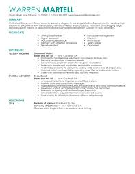 Best Accounting Finance Cover Letter Examples Livecareer Resume