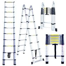 Extension Ladder Size Chart Height Calculator For 2 Story