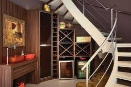 under stairs furniture. 20 eyecatching under stairs wine storage ideas furniture
