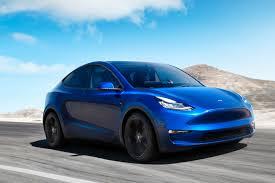 Prossima uscita Tesla Model Y Long Range