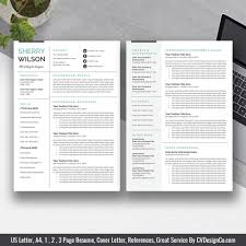 modern clean resume template 2019 best selling ms office word resume cv bundle the sherry resume templates cv templates cover letter references for unlimited digital