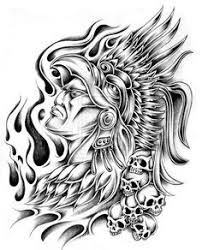 b3a9c7b1c0b067a835f608791ba8da3b clown girl & skull tattoo design tattoo viewer com antonio on lowrider magazine cover template
