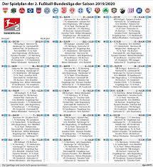 Es werden alle spiele vom 1.spieltag bis zum 34.spieltag der saison auf dieser seite ist der spielplan der aktuellen saison zu finden. Bundesliga Saison 2019 20 Spielplan Enthullt Fc Bayern Bestreitet Erstes Heimspiel Gegen Hertha Bsc News De