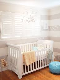 Small Nursery Bedroom