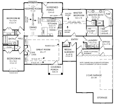 House Plan at FamilyHomePlans comEuropean Ranch Traditional House Plan Level One