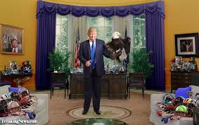 oval office carpet. Donald Trump In The Oval Office With An Eagle Carpet