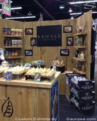 Free Standing Display Boards For Trade Shows Custom Timber Wood Trade Show Booths Exhibits Rustic Wood Trade 45