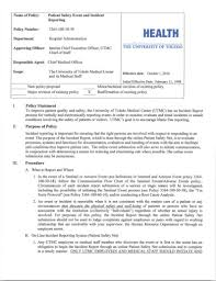 Free 9 Incident Safety Report Examples Templates