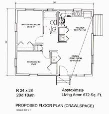 2 Bedroom House Plans With 2 Master Suites
