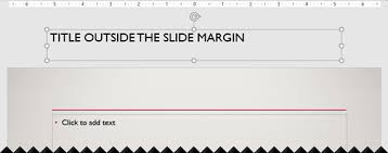 Title A Slide Office Support