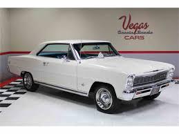1966 Chevrolet Nova II for Sale | ClassicCars.com | CC-980322