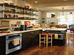 Kitchen No Wall Cabinets Shaker Style Doors And Drawers Either With Or Without Simple With