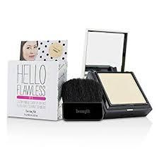 amazon benefit cosmetics o flawless powder foundation ivory i love me face powders beauty