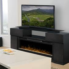 mounted electric fireplace tv stand  porch  living room