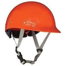 Orange Super Scrappy Water Helmet One Size Fits Most