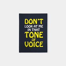 Pl Tone Chart Tone Of Voice