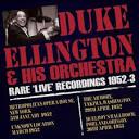 Rare Live Recordings 1952-1953