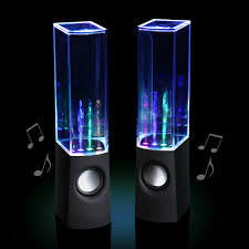 speakers that light up. light show fountain speakers that up o