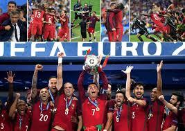Mancava solo il girone f, giocato interamente nella giornata di oggi. Portogallo In Trionfo Francia Trafitta Da Un Gol Di Eder Gazzetta Del Sud