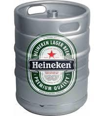 heineken quarter barrel keg minibar