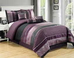 Likable Purple And Black Bedroom Astounding Gold Grey Living