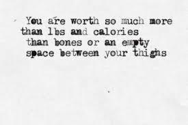 Anorexia Quotes Extraordinary Quotes Anorexia Bulimia Ana Mia Eating Disorders Typewriter Anorexia