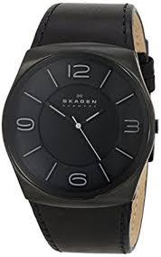 skagen skw6043 mens all black perspektiv watch skagen amazon co skagen skw6043 mens all black perspektiv watch