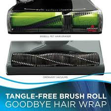 tangle free vacuum. Interesting Free BISSELL Pet Hair Eraser Upright Vacuum Wrap For Tangle Free Bissell