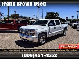 Lubbock - Pre-owned Vehicles for Sale