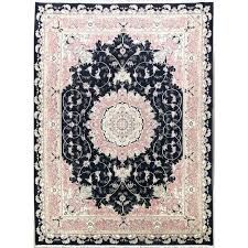 pink and white carpet pink and black area rugs topaz traditional fl rug white pink and